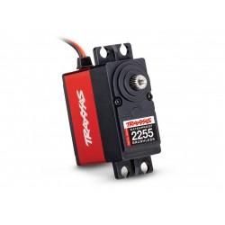 TRAXXAS Wodoodporne serwo cyfrowe / High-Torque 400 Red Servo