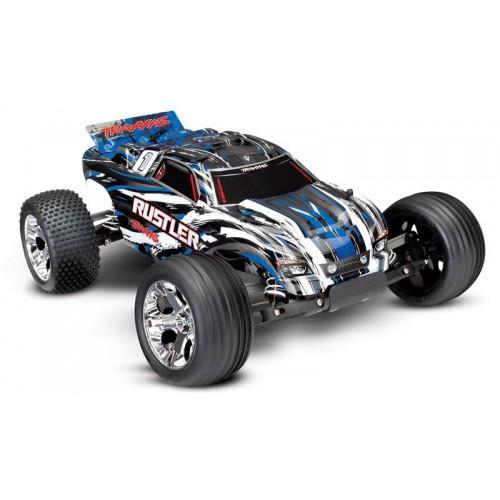 Auto Rustler XL-5 2WD 1/10 (niebieski)