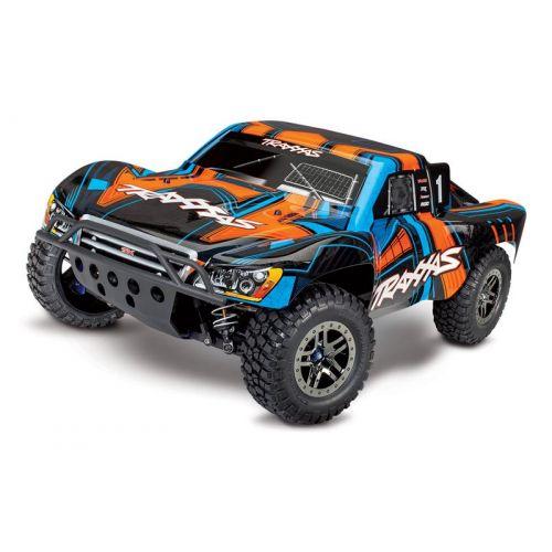 Auto Slash VXL 4WD Ultimate 1/10 + TSM + Alu (pomarańczowy)