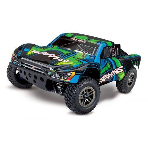 Auto Slash 4x4 Ultimate 1/10 + TSM + Alu (zielony)