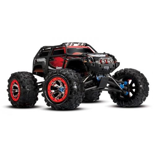 Auto Summit 4WD Monster Truck 1/10 (czerwony)