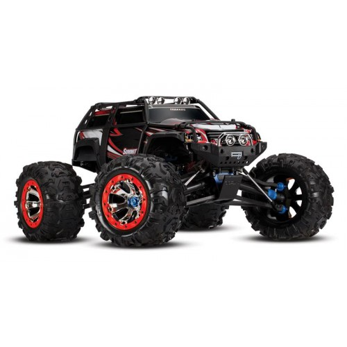 Auto Summit 4WD Monster Truck 1/10 (czarny)