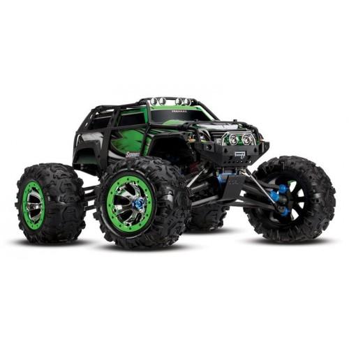 Auto Summit 4WD Monster Truck 1/10 (zielony)