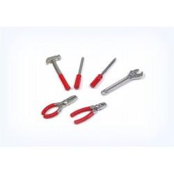 ABSIMA 1/10 Tool Set. red