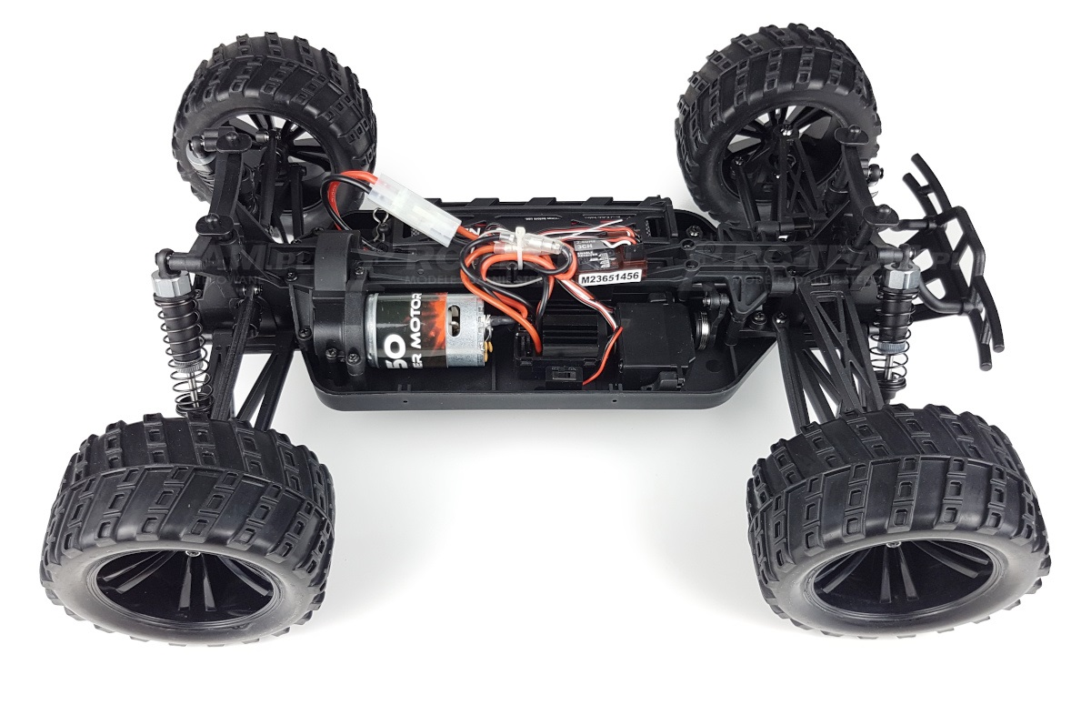 HIMOTO Bowie Monster Truck E10MT 1/10 2.4GHz RTR
