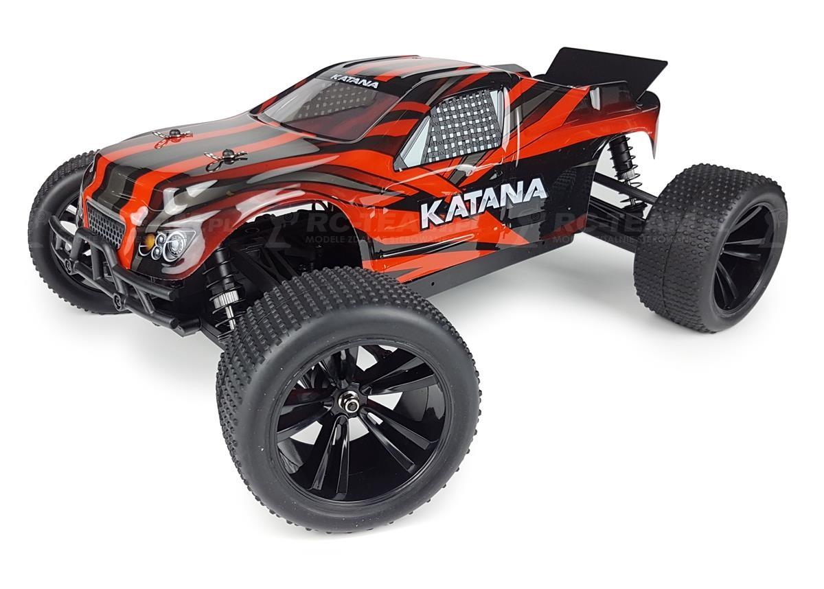HIMOTO Katana Brushless Truggy E10XTL 1/10 2.4GHz RTR
