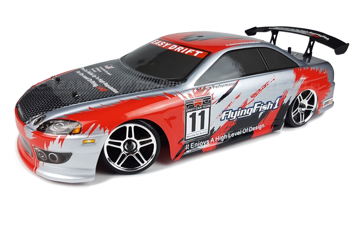 HIMOTO Drift Car TC (HSP Flying Fish 1) Toyota Soarer 1/10 2.4GHz RTR