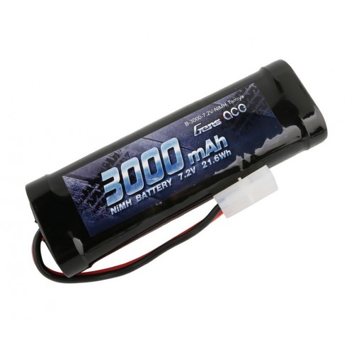 Akumulator 3000mAh 7,2V NiMH Tamiya