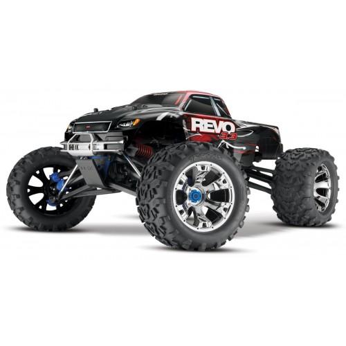 Auto Revo 3.3 4WD Monster Truck (czerwony)