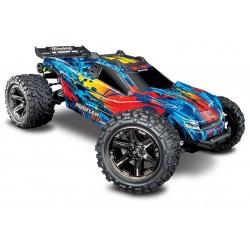 TRAXXAS Auto Rustler V2 4x4...