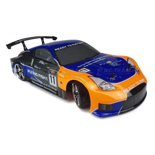 Drift Car TC (HSP Flying Fish 1) - Nissan 350Z 1/10 2.4GHz