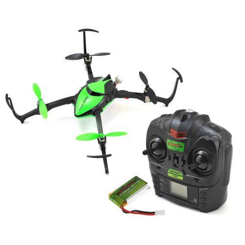 Dron Verso - Lot 3D, Stabilizacja