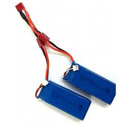 WLTOYS Akumulatory 2x...