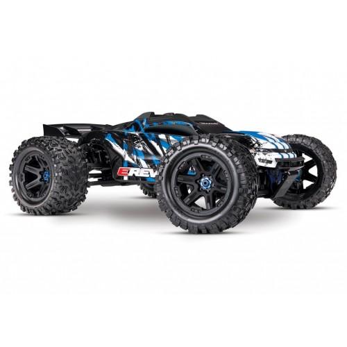 Auto E-Revo 2.0 Brushless 1/10 4WD Monster Truck (niebieski)