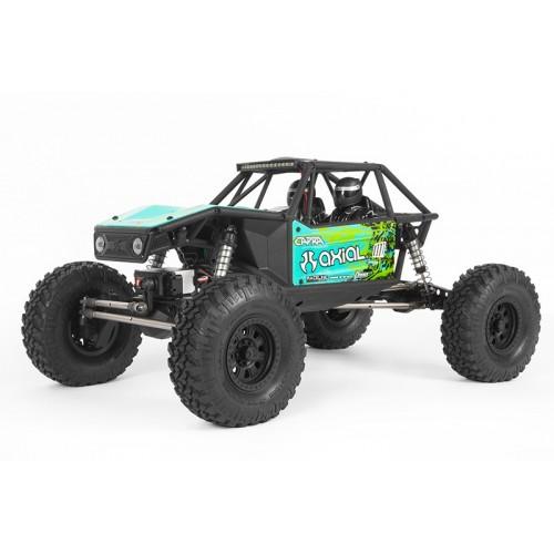 Capra 1.9 4WD 1/10 Unlimited Trail Buggy RTR (Zielony)