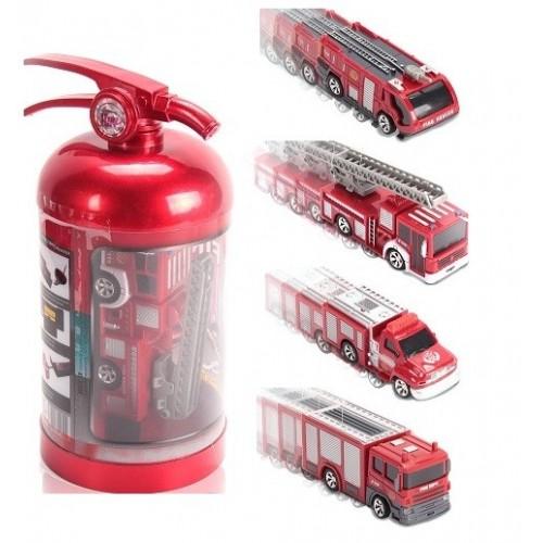 Wóz strażacki mini RC 1/58