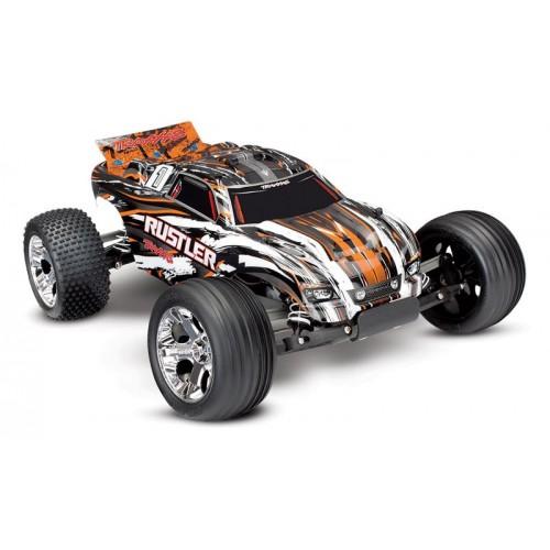 Auto Rustler XL-5 2WD 1/10 (pomarańczowy)