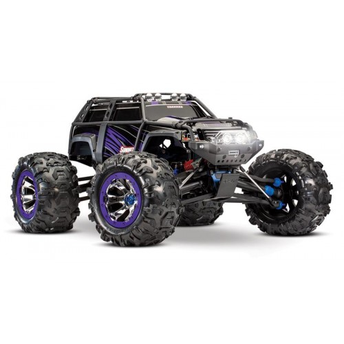 Auto Summit 4WD Monster Truck 1/10 (fioletowy)