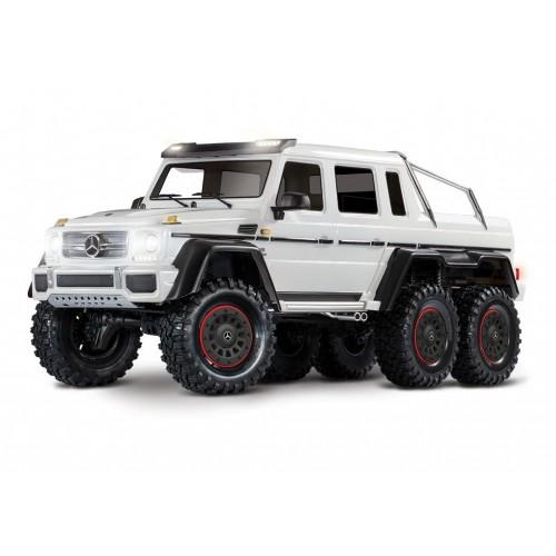 TRX-6 Mercedes-Benz G 63 AMG 6x6 (Biały)