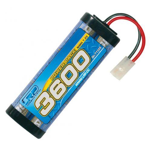 Akumulator Power Pack 3600mAh 7,2V TAMIYA