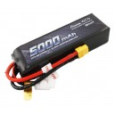 Akumulator LiPo 11,1V 5000mAh 50C 3S Short XT60