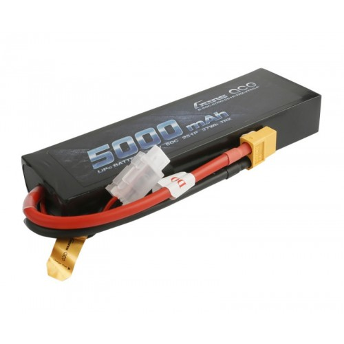 Akumulator HARDCASE LiPo 7,4V 5000mAh 50C 4S XT60