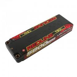 GENS ACE Akumulator LiPo HV Redline Hardcase 5800mAh 7.6V 130C 2S1P (High Voltage)