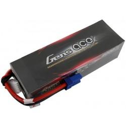 GENS ACE Akumulator LiPo Bashing Hardcase 8000mAh 14,8V 4S2P 80C EC5 (B-80C-8000-4S2P-Bashing Pro)