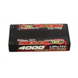 GENS ACE Akumulator LiPo HV Redline Hardcase 4000mAh 7.6V 130C 2S1P (Hight Voltage)