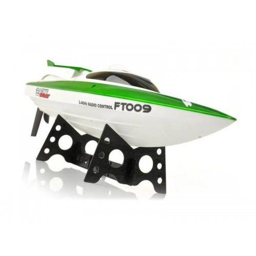 Łódź wyścigowa FT009 Racing Boat - 30km/h (Zielona)