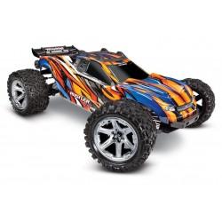 TRAXXAS Auto Rustler V2 4x4 VXL 1/10 (orange) - Nowa wersja