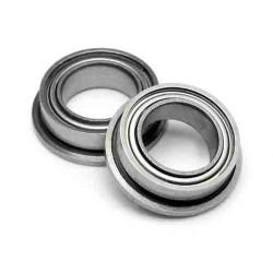 5 x 8 x 2.5mm Flanged Ball Bearing (2pcs) (Ceramic)(ABEC 5)