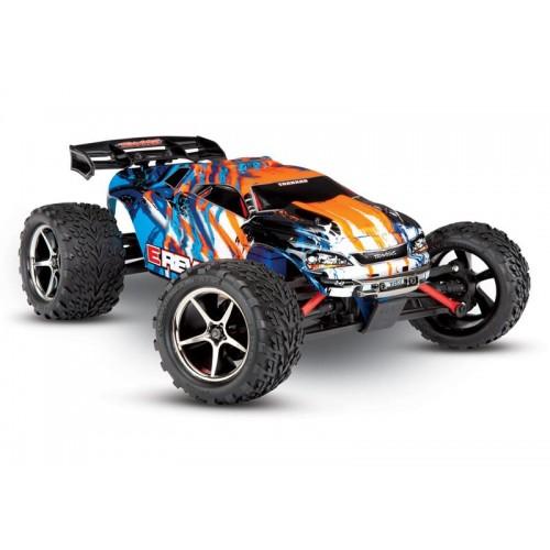 Auto E-Revo 4WD 1/16 Monster Truck (orange)