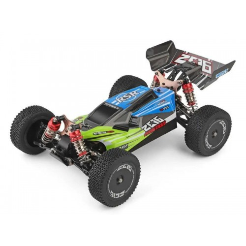 Auto Buggy Off-Road 4WD 2.4GHz 1/14 RTR 60km/h (zielony)