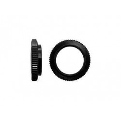 CYLINDER NUT (BLACK/2PCS)
