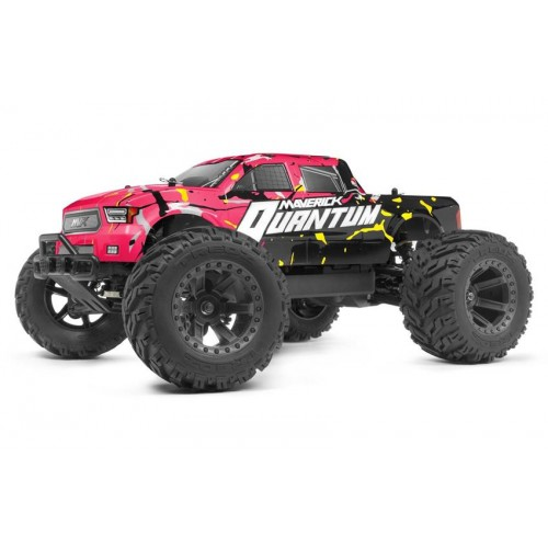 Quantum MT 1/10 4WD Monster Truck RTR (Pink)