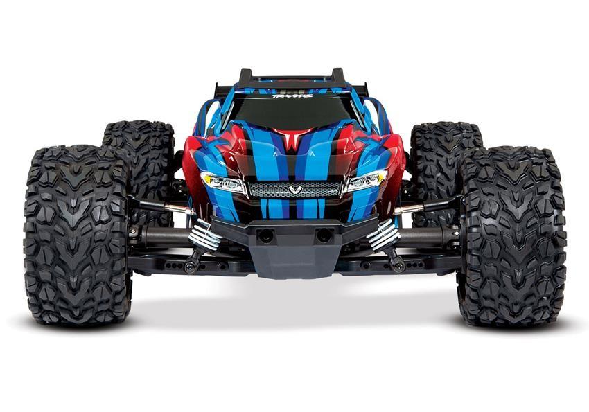 TRAXXAS Rustler 4x4 VXL 1/10 RTR