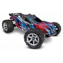 Auto Rustler V2 4x4 VXL 1/10 (Niebieski) - Nowa wersja