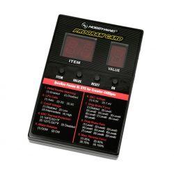 HOBBYWING Zestaw napędowy QuicRun Fusion 1800kV Combo FOC 2-in-1