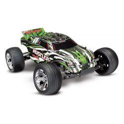 Auto TRAXXAS Rustler XL-5 2WD 1/10 (zielony)