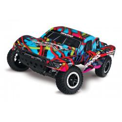 TRAXXAS Auto Slash Pro XL-5 2WD 1/10 Hawaiian Edition