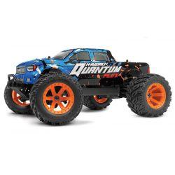 MAVERICK Quantum MT Flux 1/10 4WD Monster Truck RTR (Blue)