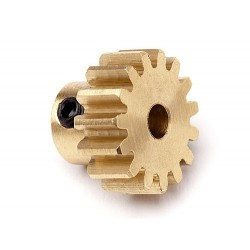 15T Pinion Gear (0.8 Module) (ALL Strada EVO )