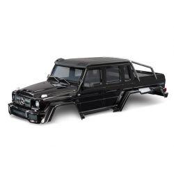 TRAXXAS - karoseria Mercedes-Benz G 63 - błyszczący czarny metal