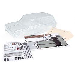 TRAXXAS - karoseria Chevrolet Blazer - transparentna