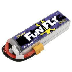 GENS ACE Akumulator LiPo Tattu Funfly 1800mAh 14,8V 100C 4S1P XT60