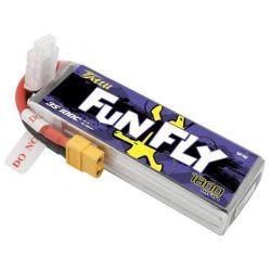 GENS ACE Akumulator Tattu Funfly 1800mAh 11,1V 100C 3S1P XT60