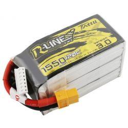 GENS ACE Akumulator Tattu R-Line 3.0 1550mAh 22.2V 120C 6S1P XT60