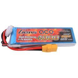 GENS ACE 4000mAh 7.4V 25C 2S1P XT90
