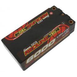 GENS ACE Akumulator Gens Ace Redline 1800mAh 7,6V 130C 2S2P HardCase HV Shorty